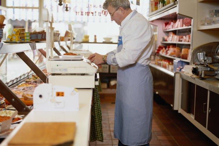 Un carnicero puede utilizar el método FIFO para administrar su inventario.