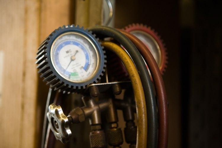 ¿Qué es una válvula de descarga del compresor de aire?