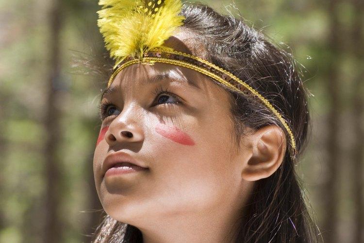 La tribu Cree tiene una de las mayores poblaciones de nativos americanos.