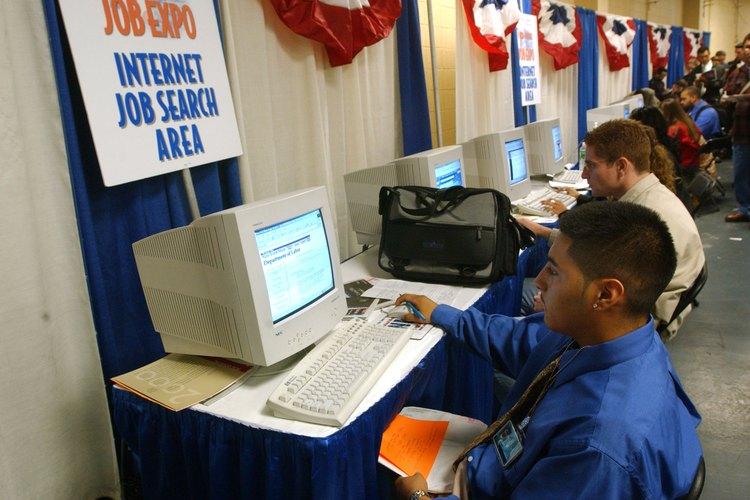 Los estudiantes pueden usar ambos, currículos generalizados y dirigidos para las ferias de carreras virtuales.