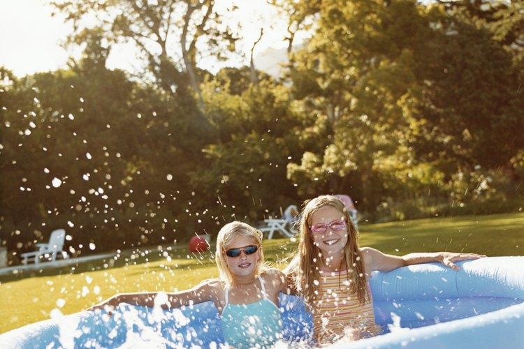 Utiliza los productos químicos adecuados a tu piscina  de la manera apropiada como se detalla en las instrucciones.