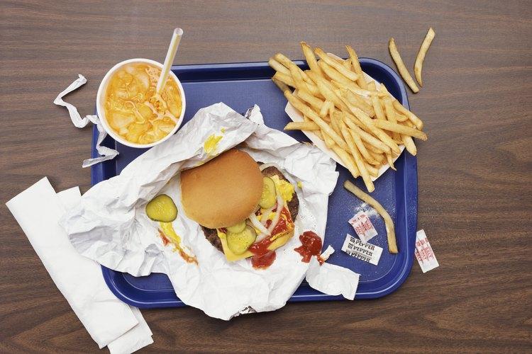 La reconocida rivalidad de los grandes de la comida 'Fast Food'.