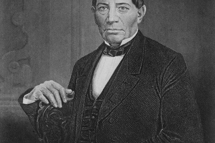 """Benito Juárez fue declarado """"Benemérito de las Américas"""" un 11 de mayo."""