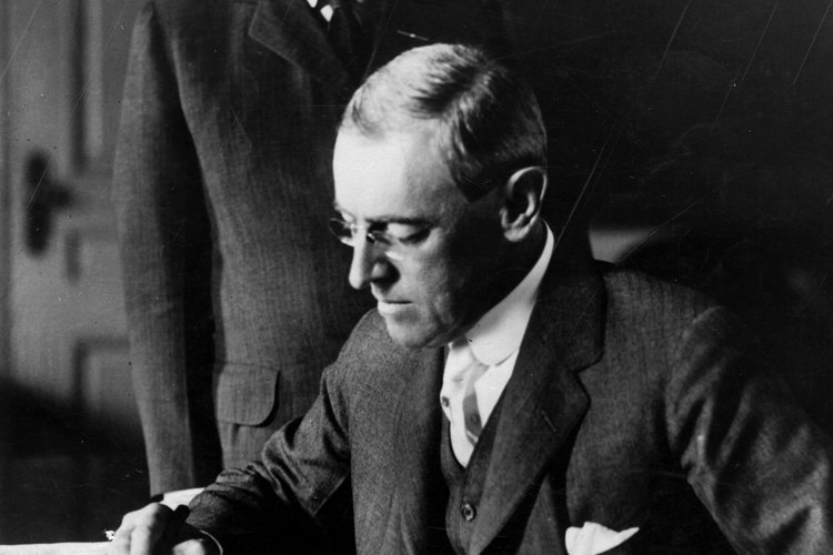 Wilson ofreció ayuda a México y fue tajantemente rechazada.