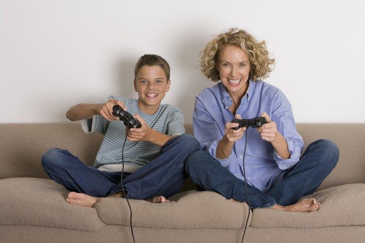 Mantén apropada la actividad de los juegos de tu hijo.