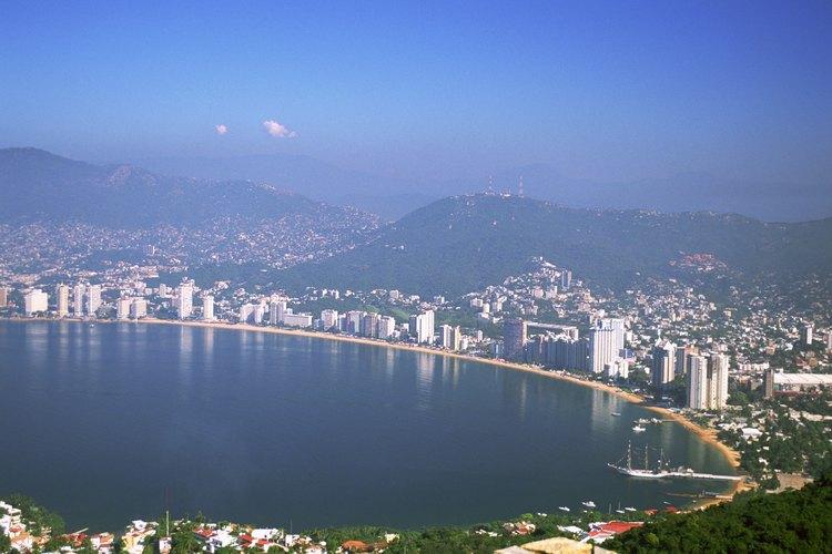 El aeropuerto de Acapulco es uno de los cinco mejores de México.