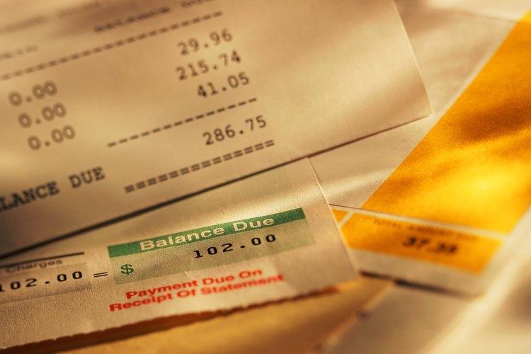 Cómo declarar dividendos en una hoja de balance.