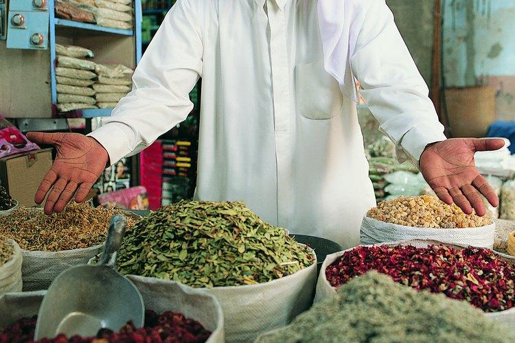 El comercio es una de los pilares de la cultura árabe.