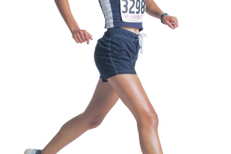Corre la maratón de Honolulu.