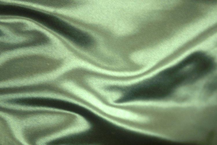 La seda es una de las telas más lujosas y hermosas del mundo.