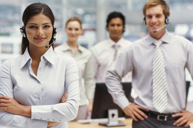 La personalidad de los empleados a cargo del servicio al cliente debe ser la ideal para asegurar el éxito de las ventas.