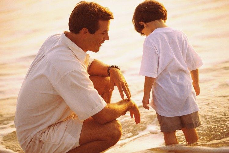 Un niño con problemas de audición luchará con el discurso.