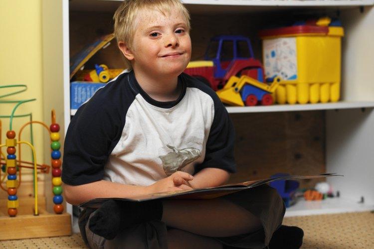 El síndrome de Down a menudo es acompañado por comportamientos obsesivos compulsivos.