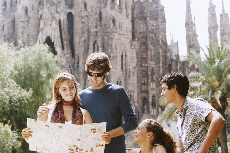 Viaja y ayuda a otros a conocer lo mejor de cada país.