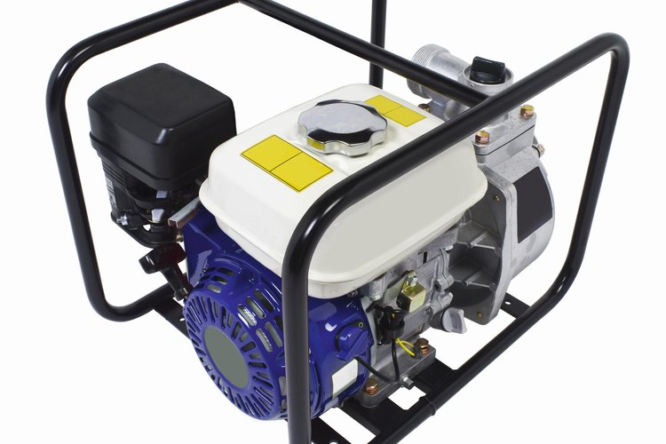 Nunca operes un generador accionado por gasolina en un área cerrada.