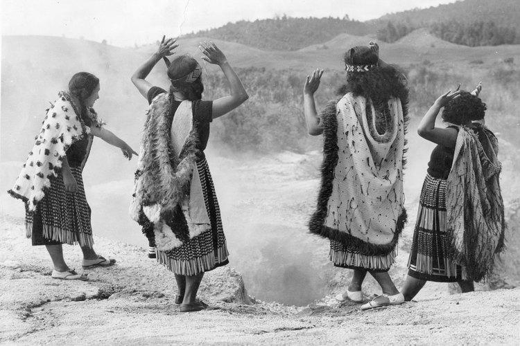Los maoríes, una tribu indígena de Nueva Zelanda, reconoce el rau kumara como símbolo de la gran amistad.