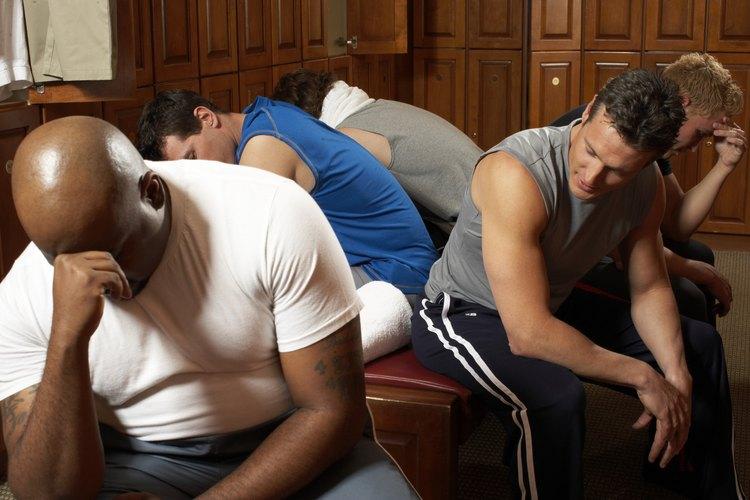 La gente va al gimnasio para hacer ejercicio, entonces no fuerces una conversación.