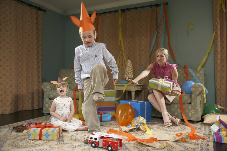 El comportamiento desafiante puede mejorar con entrenamiento de los padres.