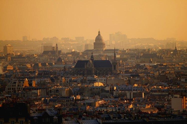 París es el hogar de la alta moda y de la casa Dior.