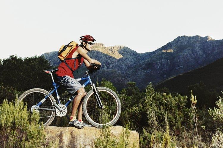 Escapa de la jungla urbana con una bicicleta todo terreno.