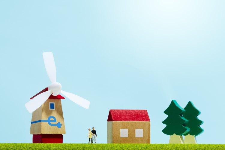 Los sistemas generadores eólicos representan una fuente barata, viable y sostenible de energía para tu hogar.