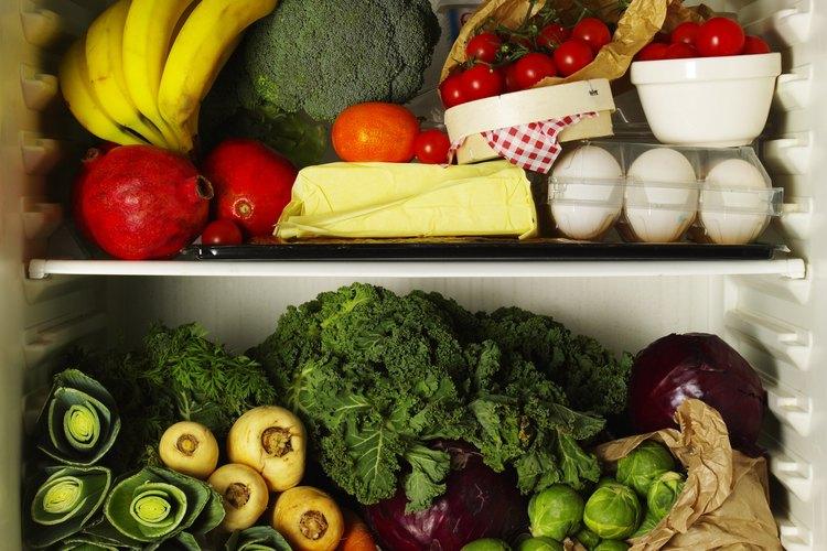 Muchos comedores comunitarios reciben alimentos de los Bancos de Alimentos.