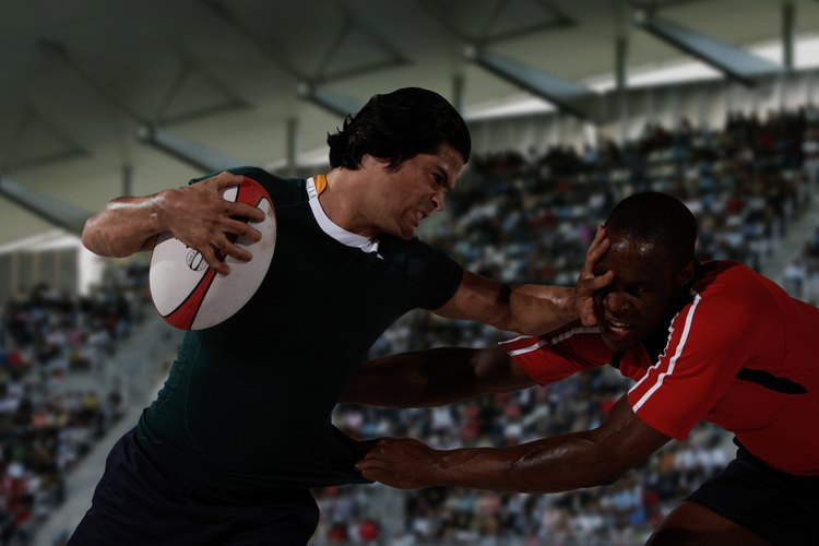 Consigue entradas para un partido de rugby para un cambio.