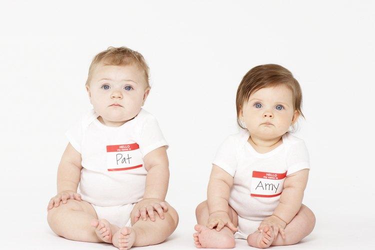 Hay muchos nombres lindos para las niñas que se han mantenido populares en los últimos años.