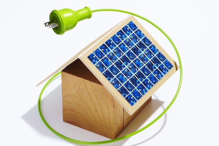 Ahorra dinero en electricidad utilizando la energía solar en tu hogar.