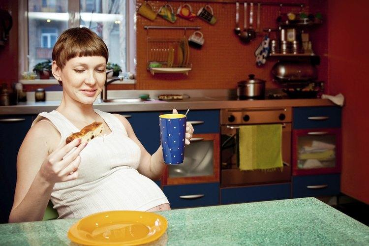 Tu médico puede recomendarte hacer un desayuno regular antes de llegar, si estás planeando un parto natural.