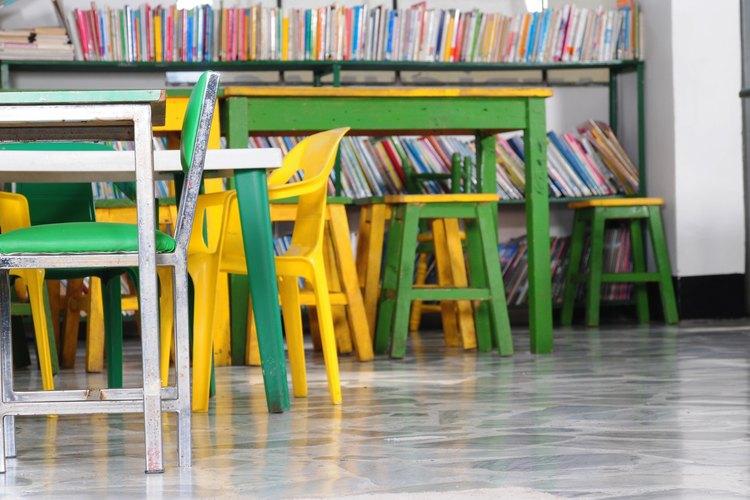 La biblioteca.