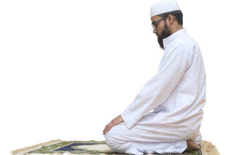 Los musulmanes creen que el paraíso está lleno de palacios, comida deliciosa y un séquito de huríes o vírgenes.