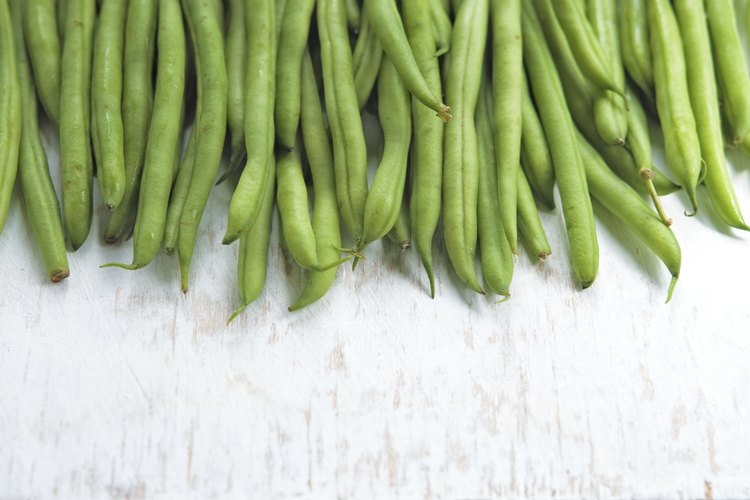 Las judías verdes son una gran manera de ayudar a tu bebé a la transición a los vegetales verdes.