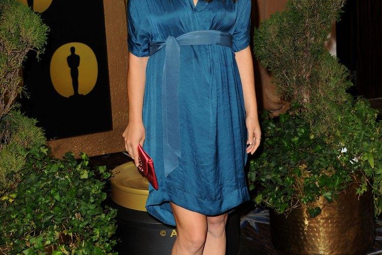 La actriz Natalie Portman viste a la moda en talla petite.