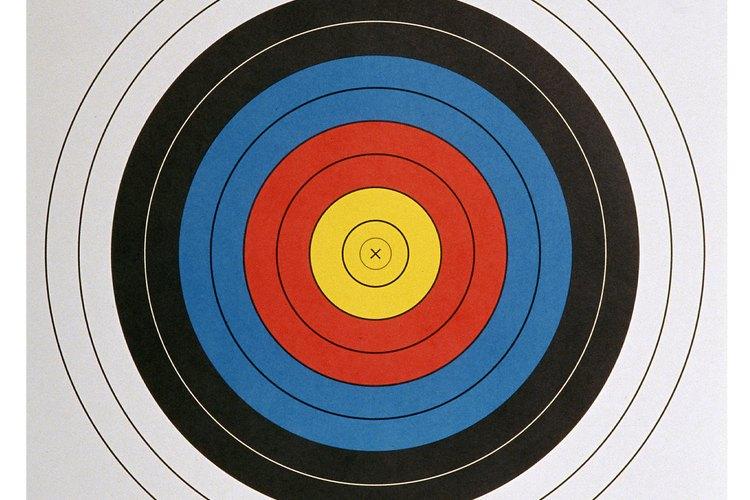 Utiliza círculos concéntricos para ayudar a los estudiantes de preescolar a comprender la importancia del Tabernáculo.