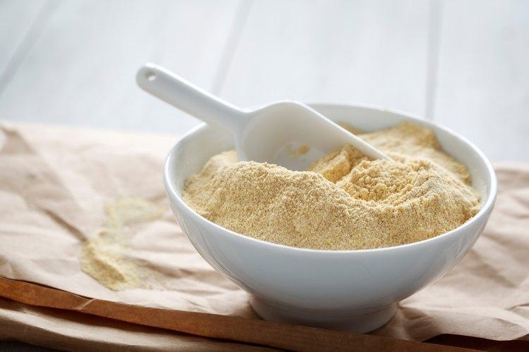 Cómo hacer harina de garbanzo.