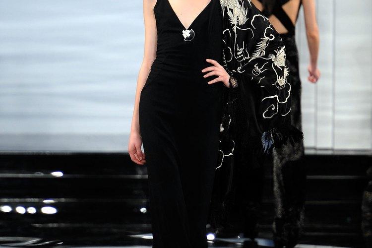 Show de Ralph Lauren en la semana de la moda de Nueva York.