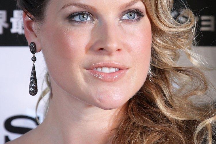 La actriz Ali Larter es Claire Redfield en la serie de películas de Resident Evil.