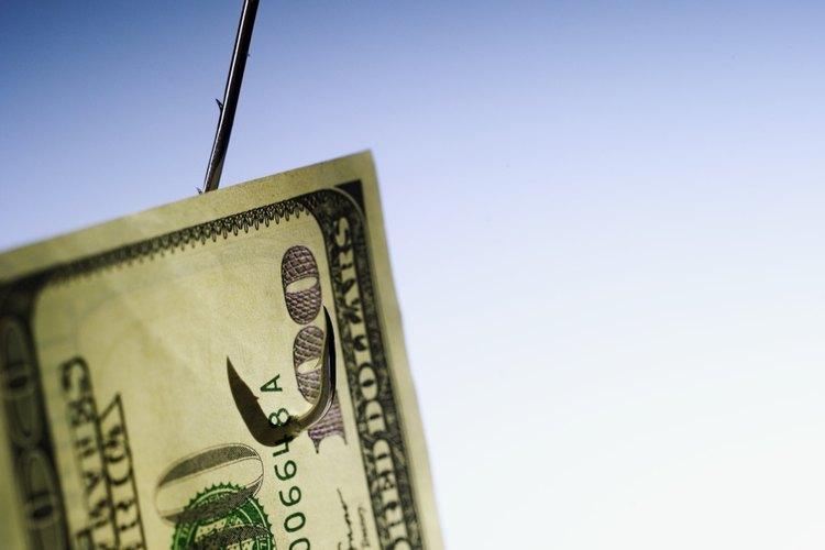 El dinero es una poderosa herramienta de refuerzamiento que funciona bien con la modificación del comportamiento.