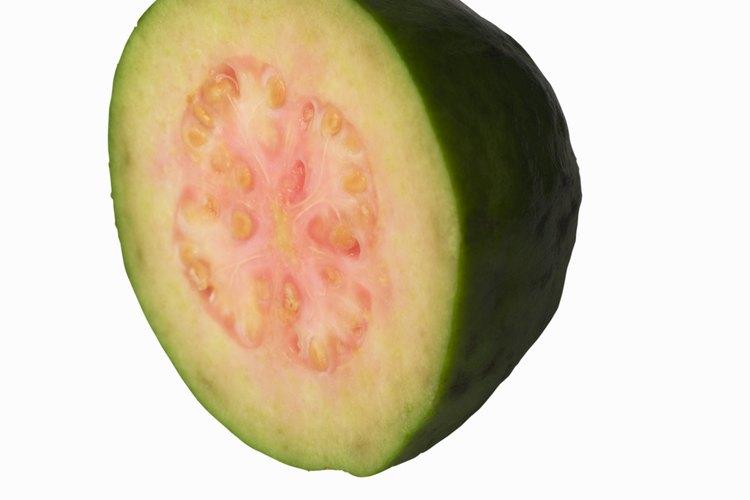 Las guayaba puede comerse fresca o disfrutarse como una jalea súper dulce.