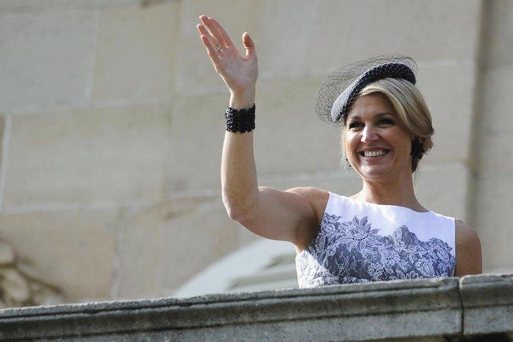 En Abril de este año, Máxima fue coronada Reina Consorte.