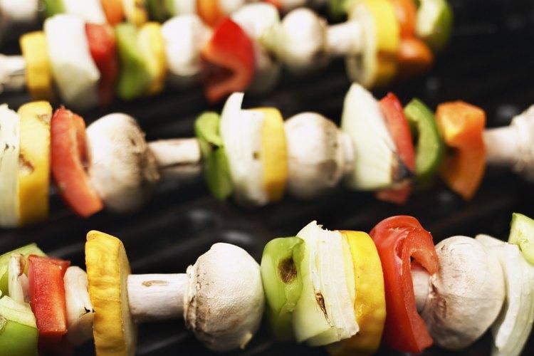 Si los musulmanes no pueden conseguir carne halal, pueden consumir platillos vegetarianos.