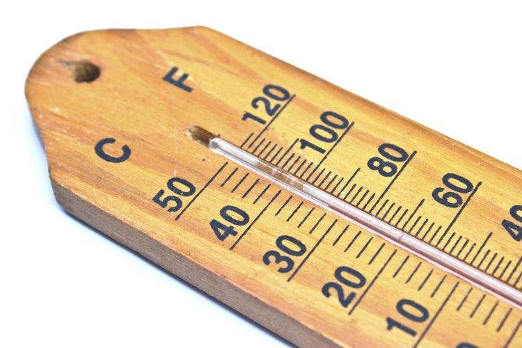 Termómetro Fahrenheit