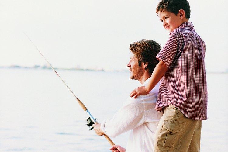 Ármate de caña, anzuelo y mucha paciencia para disfrutar de tu día de pesca en Tampa Bay.