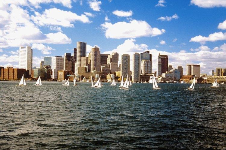 Explora Boston en pareja.
