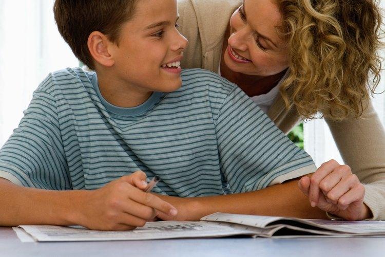 Ayuda a tu hijo a crear una cronología sobre su historia personal.