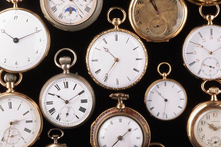 Determina qué tipo de reloj deseas.