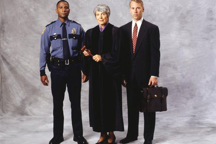 El sistema legal cuenta con varias opciones de carrera bien remuneradas para abogados.
