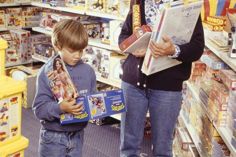 Si tienes un jugador en la casa, dirígete a la tienda de juegos local y echa un vistazo a la comercialización.