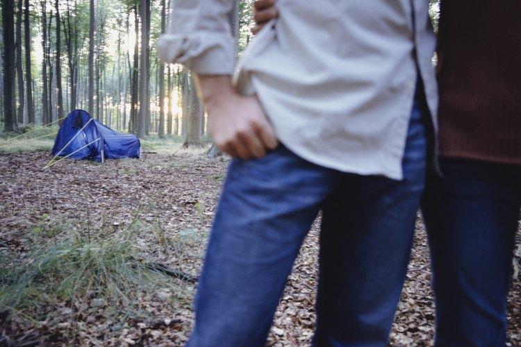 Disfruta acampando cerca de Delavan.